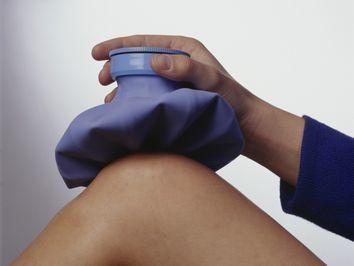 冷やす 暖める 腱鞘炎